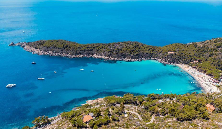 spiagge più belle toscana maremma toscana isola d'elba